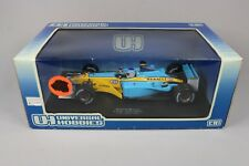 ZC438 Universal Hobbies 2192 Voiture Miniature 1/18 Renault F1 Team 2002 Trulli