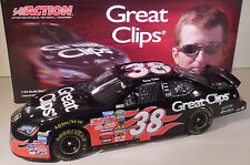 Kasey Kahne 2005 Action 1/24 #38 Great Clips Busch Series Diecast New
