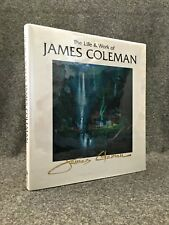 The Life & Work of James Coleman (1995)  Signed bolldy by the artist.