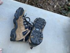 New listing Sonoma Men's Mt Everest Brown Suede Hiking Boots Size 8.5, Very Good Condition