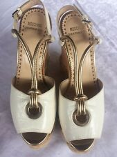 MOSCHINO CHEAP AND CHIC, LADIES SHOES