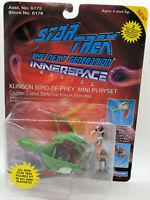 Star Trek: The Next Generation Innerspace Klingon Bird of Prey 1994 Playmates