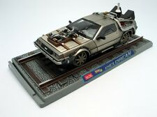 SUNSTAR 1/18 DE LOREAN DMC 12 - Back to the Futur III - Railroad 2714