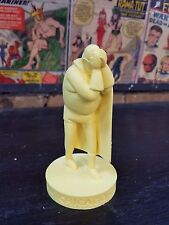 Exclusive Chicago Comics Hero Statue Figure by CHRIS WARE & ALEX ROSS! LIMITED!!