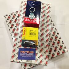 Vauxhall Vectra C 1.9 cdti Full Service Kit Oil Air Fuel Cabin Filter Sump Bung