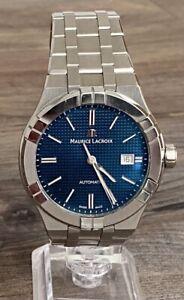 Maurice Lacroix Aikon AI6008 Mens Swiss Automatic Watch.
