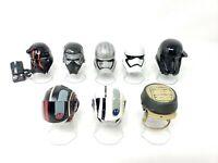 Star Wars Black Series Titanium Helmet Lot Of 8 Death Trooper Tie Pilot Phasma