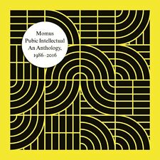 MOMUS - PUBLIC INTELLECTUAL: AN ANTHOLOGY 1986-2016 - NEW CD