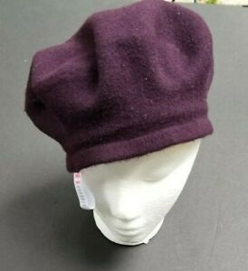Gymboree Beret 100% Wool 8 years old and up