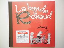 Renaud Album double 33Tours vinyles La bande a renaud Volume 2