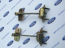 Ford Transit MK3/4 New Genuine Ford door check straps.