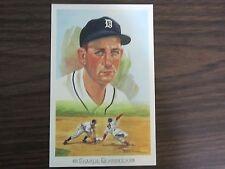 Charlie Gehringer Perez Steele Post Card Detroit Tigers