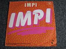 IMPI-Impi 7 PS-1982 Germany-45 U/min-Jive Records