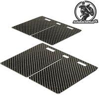 2x Membranas de carbono para Gas Gas EC 125 2008-2014 V-Force 3 (láminas)
