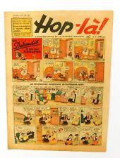 HOP-LA ! n° 131 du 9 JUIN 1940. N° complet en très bel état