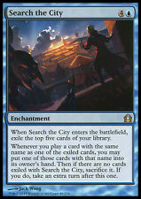 MTG SEARCH THE CITY FOIL - PERLUSTRARE LA CITTÀ - RTR - MAGIC