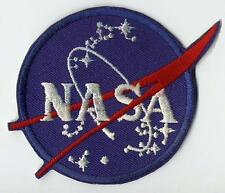 NASA EMBROIDERED PATCH nasa SPACE EXPLORATION iron-on BADGE
