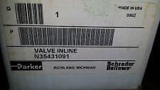 "PARKER N35431091 Valve, Air Pilot,3 Way,3/8"" Inlet"