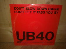 "UB40 don't slow down 12"" MAXI 45T"