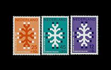 Netherlands. Queen Wilhelmina Fund.  1969. Scott B449-B451.  MNH. (BI#13)