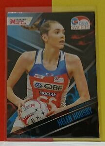 2019 Suncorp Super Netball - Helen Housby - New South Wales Base Trading Card 46