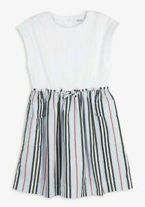 BURBERRY GIRLS DRESS AGE 10 YEARS BNWT RRP £150.00