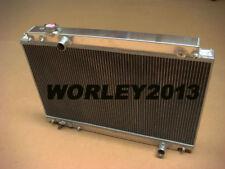 Aluminum radiator for LEXUS SC300 Z30 /TOYOTA SOARER JZZ31 3.0L Manual 1991-2000