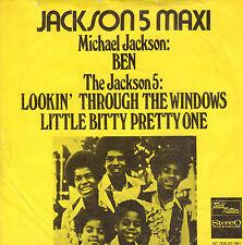 """MICHAEL JACKSON/JACKSON 5 – Jackson 5 Maxi (1972 VINYL SINGLE 7"""" DUTCH PS)"""