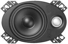 "Polk Audio MM461P 4X6"" Plate Coaxial Speaker 150W Max"