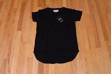 SOMEWEAR SWEDISH CLOTHING BRAND T SHIRT FRICK BLACK RAW SEAM SIZE SMALL NEW