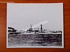 OFFICIAL US Navy Warship Battleship Photograph 8x10 BB-48 USS West Virginia