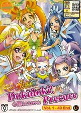 Dokidoki! Precure (Vol.1-49 End) Anime DVD _ English Subtitle _ All Region _ Set