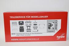 Herpa 084161 Volvo FH GL XL Cabine d'opérateur sans Écran pare-fumée 1:87 H0