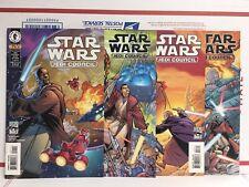 STAR WARS: JEDI COUNCIL (2000) Complete Set # 1 2 3 4 - Dark Horse