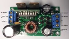 DC-DC Single 12Vdc to +/-12Vdc Boost-Buck Converter with Remote Power Turn On