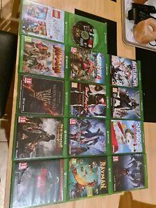 Xbox one games bundle joblot