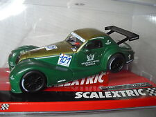 LOTE 41 SCALEXTRIC A10218S300 Morgan aeero 8 GT Martin 1/32  new