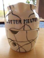 New listing Vintage Porcelain Butter Melter - 2-Piece Set