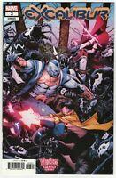 Excalibur #3 Pham Venom Island Variant (Marvel, 2020) NM