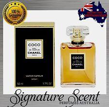 CHANEL COCO 50ml EDP By CHANEL NEW 100% Genuine Perfume Spray for Women (L) BNIB