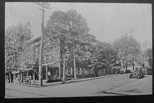 black/white view EAGLE HOTEL, CATASAUQUA, PA 1914