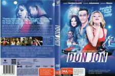 Don Jon DVD - Region 4 - New