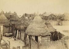 Afrique Sénégal village