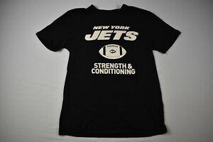 New York Jets New Era Short Sleeve Shirt Men's Other Used