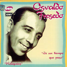 Osvaldo Fresedo - De Un Tiempo Que Paso [New CD]