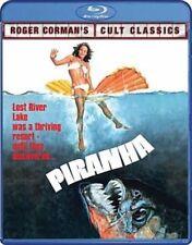 Piranha Blu-ray 1978 Bradford Dillman Barbara Steele Special Edition