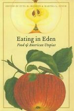 Eating in Eden: Food and American Utopias (At Table)-ExLibrary