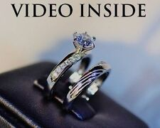Unbranded Diamond Platinum Fine Rings
