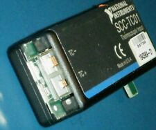 Ni Scc-Tc01 Thermocouple ±100mV Input Module, National Instruments *Tested*