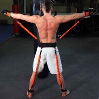 Body Resistance Bands Belt  Boxing Fitness Training Belt Leg Strength Exercise